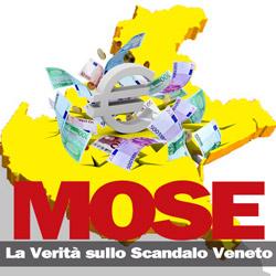 Scandalo Mose senza censura. La corruzione veneta. Elezioni 2015.