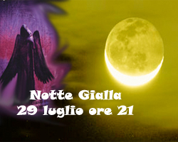 """La notte gialla. Una serata in """"giallo"""" con una delle voci più interessanti nel panorama italiano."""