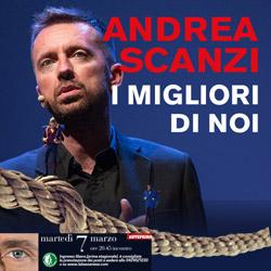 Andrea Scanzi senza censura in libreria LaBassanese. I migliori di noi.