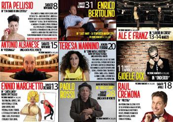 Ticket point La Bassanese per gli spettacoli a Bassano e in Italia.