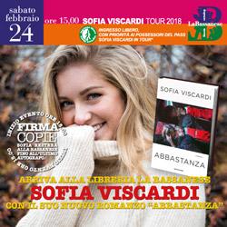 Sofia Viscardi in libreria La Bassanese 24/2 ore 15.